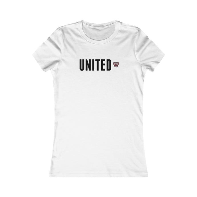 UNITED Women's Slim Tee
