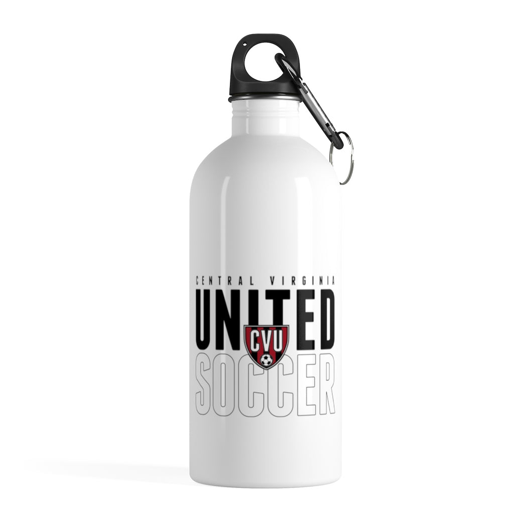 CVU Stainless Steel Water Bottle