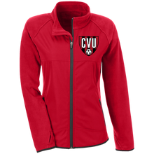 Load image into Gallery viewer, CVU Women's Microfleece Zip-Up