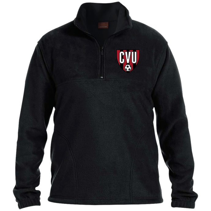 CVU 1⁄4 Zip Fleece Pullover