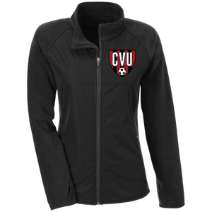 CVU Women's Microfleece Zip-Up