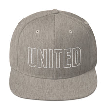 Load image into Gallery viewer, CVU UNITED Snapback Hat