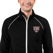 Load image into Gallery viewer, CVU Piped Fleece Club Jacket