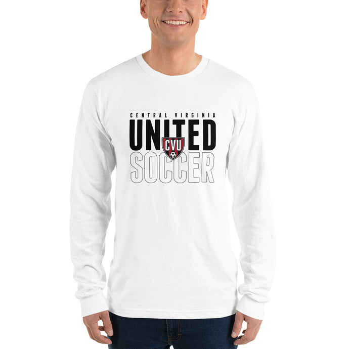 CVU UNITED Long Sleeve T-shirt