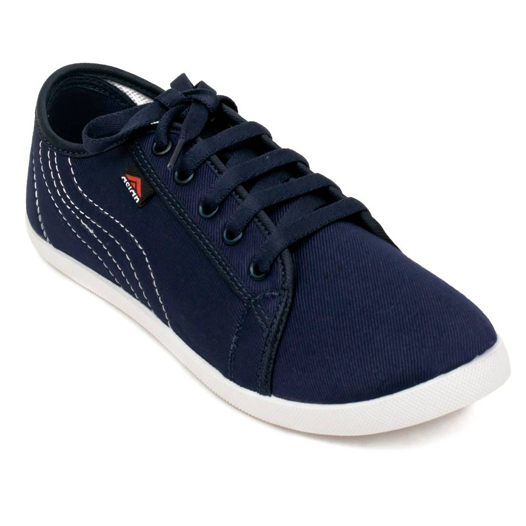 Blue Denim Casual Shoes for women