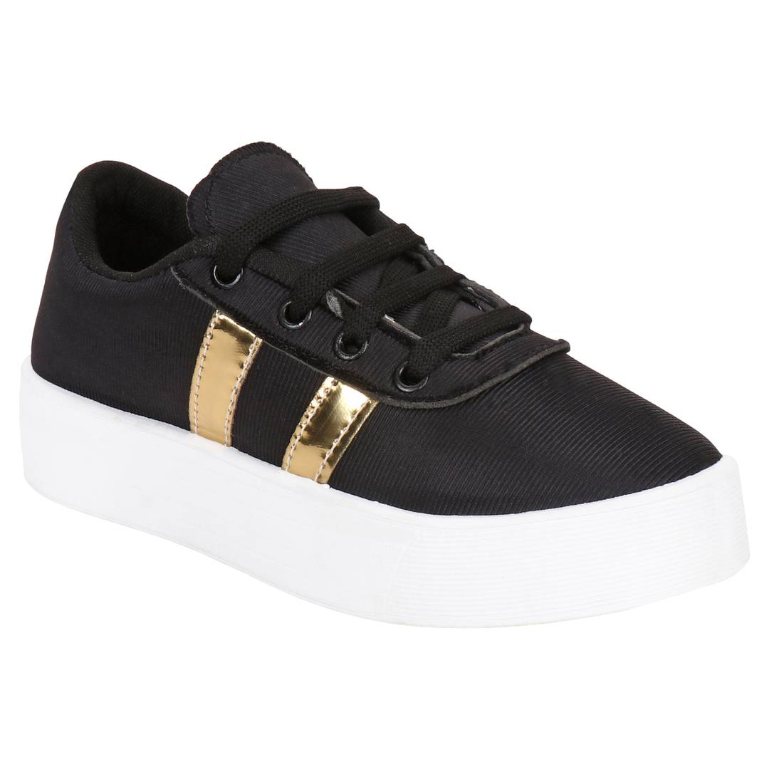 Women Synthetic Casual Sneaker Shoes