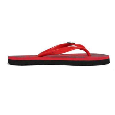 Fancy Multicoloured Rubber Slipper For Women