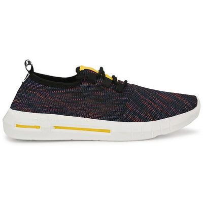 Men's Stylish and Trendy Multicoloured Solid Mesh Casual Sports Shoes