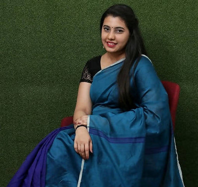 Cotton Silk Saree's