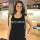 *On Sale* Ladies Black Logo Tank