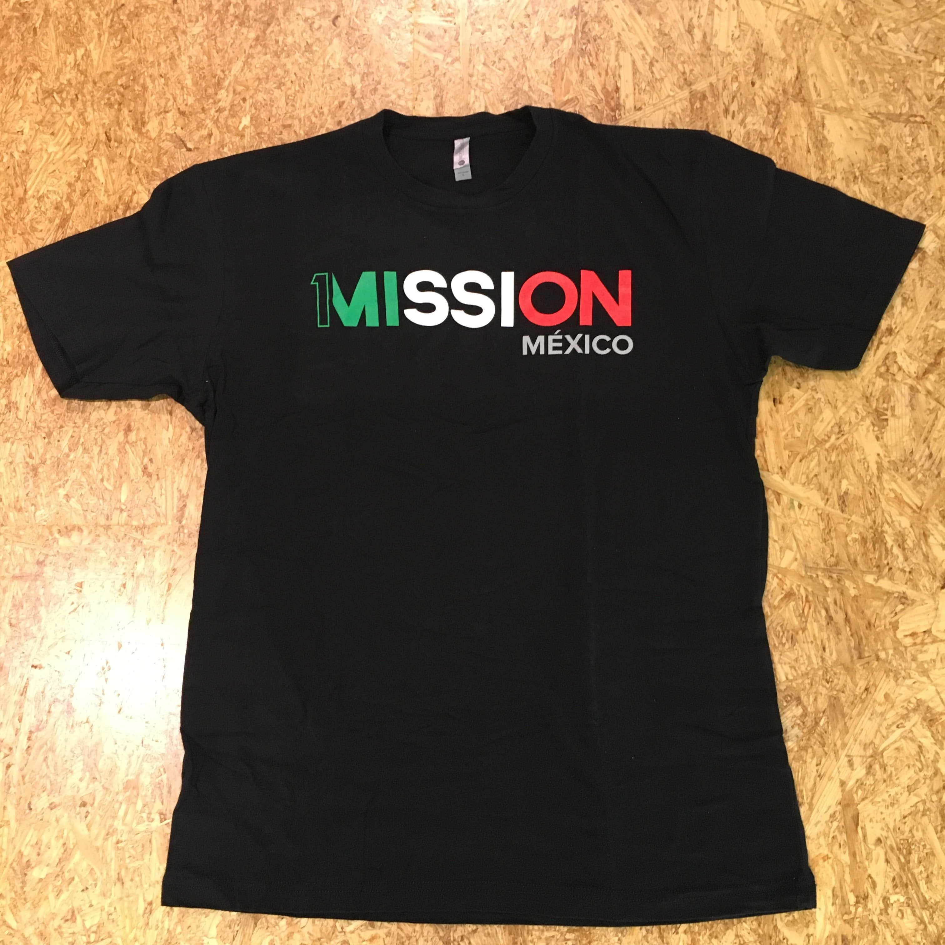 1MISSION Mexico Shirt