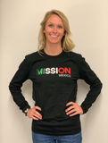 *NEW* Long sleeve 1MISSION Mexico Tee