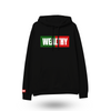 Wealthy Hoodie (Black/Green/Red/White)
