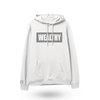 Wealthy Hoodie (White/Grey)