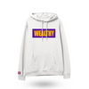 """Lakers"" Wealthy Hoodie (White/Purple/Yellow)"