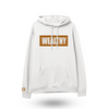 Wealthy Hoodie (White/Wheat)
