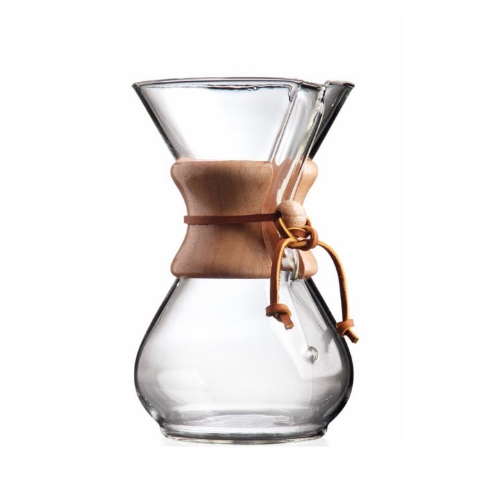 Chemex Coffee Maker - 6 Cup
