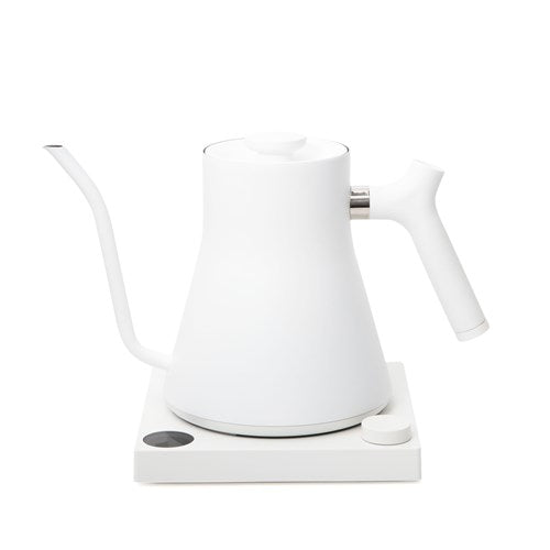 Matte White Stagg EKG Kettle - Fellow Products