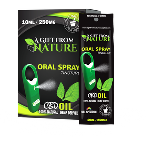 A Gift From Nature Oral Spray Tincture