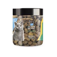 Joy Pets CBD Cat Treats Chicken 100mg