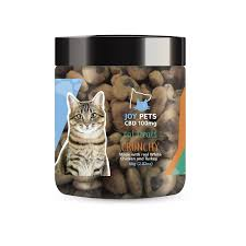 Joy Pets CBD Cat Treats Crunchy 100mg