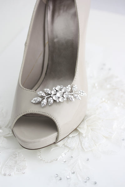 MACY BRIDAL SHOE CLIPS - Lulu Splendor
