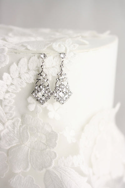 Katrina Bridal Earrings