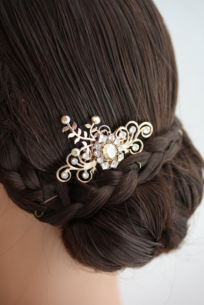 Mercy Small Wedding Hair Comb