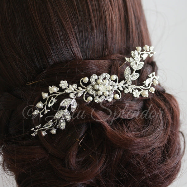 Splendid Sabine Wedding Hair Comb