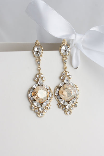 Estella Wedding Earrings