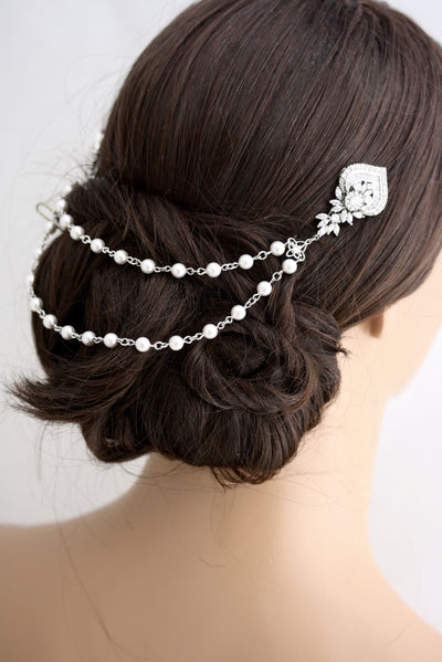 Evie Hair Chain - Lulu Splendor