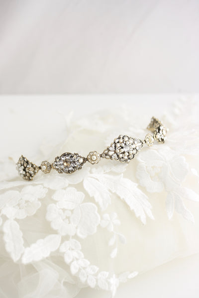 Antique Cara Headband