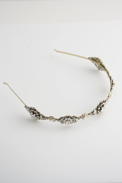 Antique Cara Headband - Lulu Splendor