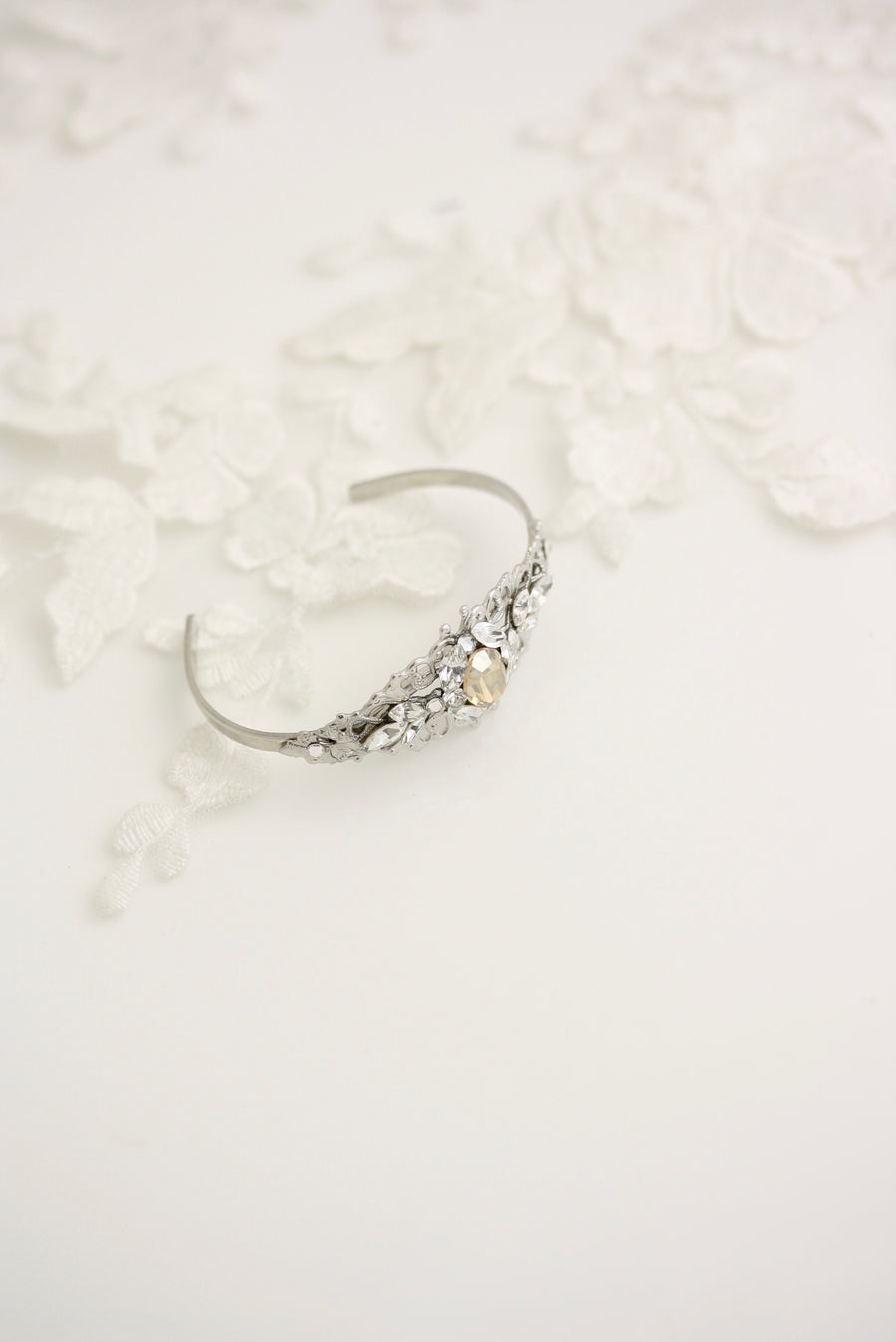 BRIELLE BRIDAL BRACELET - Lulu Splendor