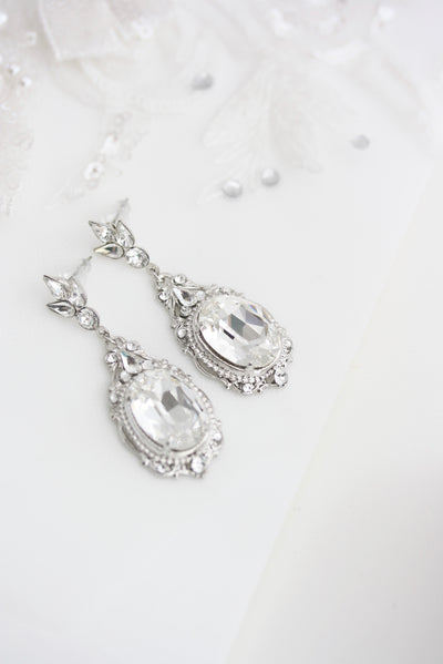 Ryan Bridal Earrings