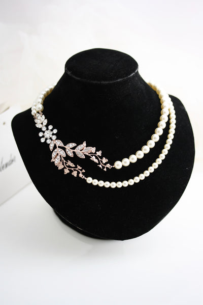 NEVE BRIDAL NECKLACE