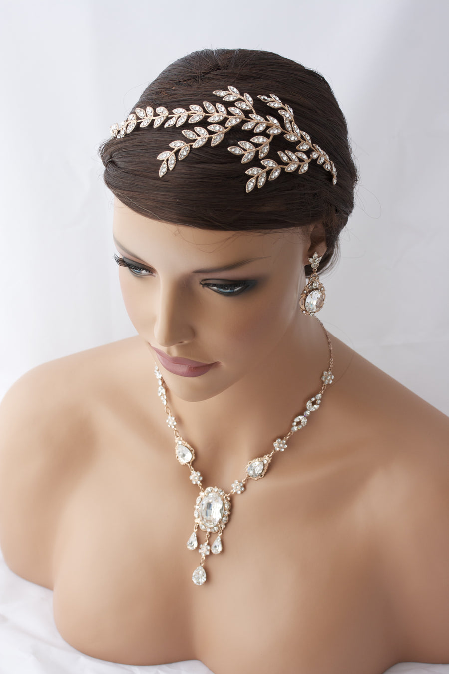 NEVE LEAF HEADBAND - Lulu Splendor