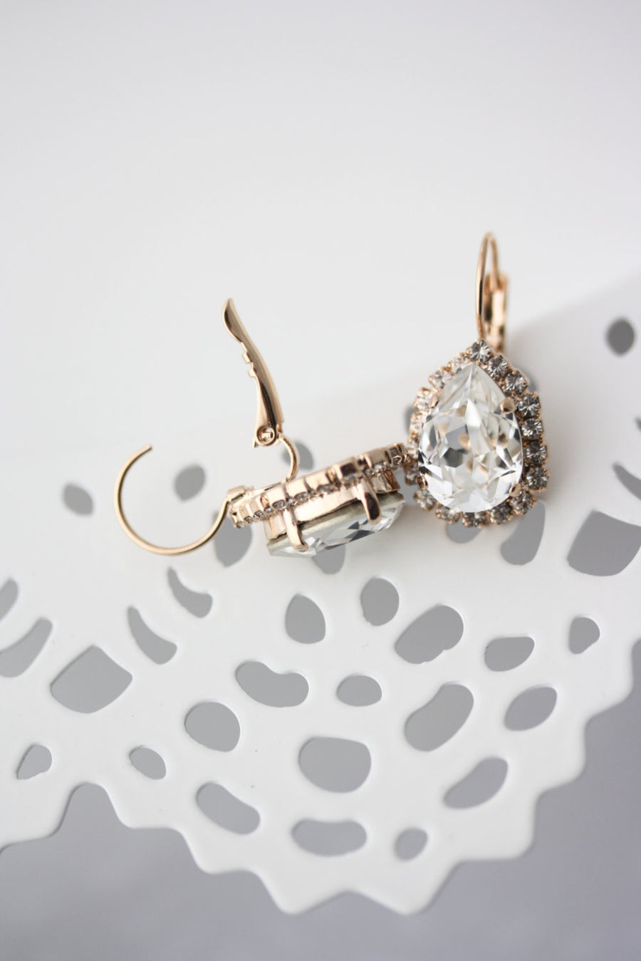 DROP Z15 BRIDAL EARRINGS - Lulu Splendor