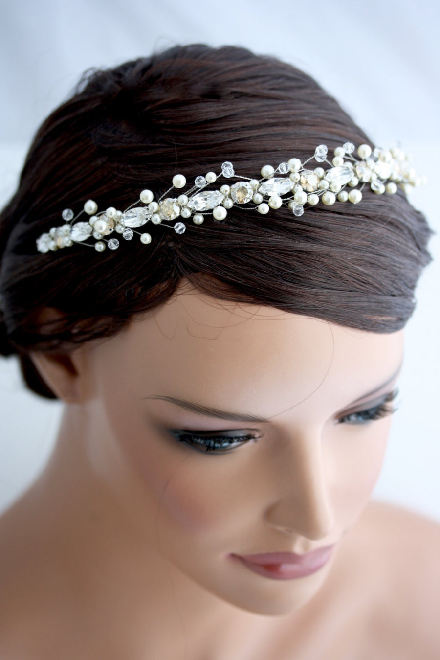 MYAH WEDDING HEADBAND - Lulu Splendor