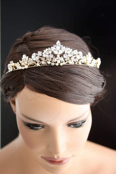 Sian Small Wedding Tiara