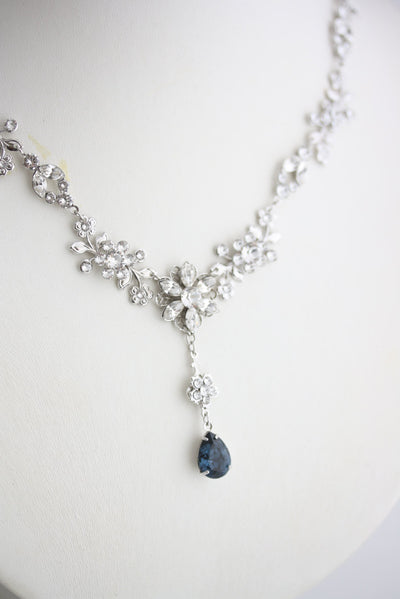 Amy Bridal Necklace - Lulu Splendor