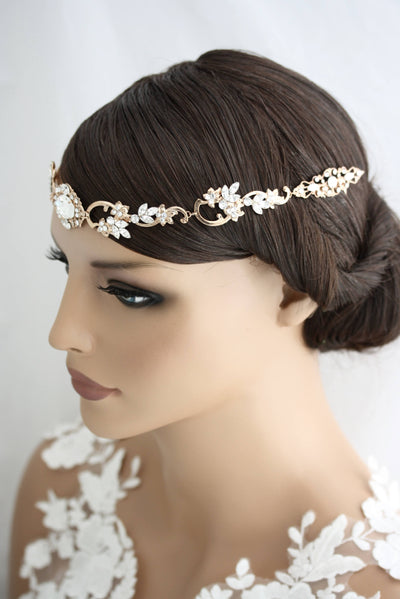 Ryan Bridal Headpiece
