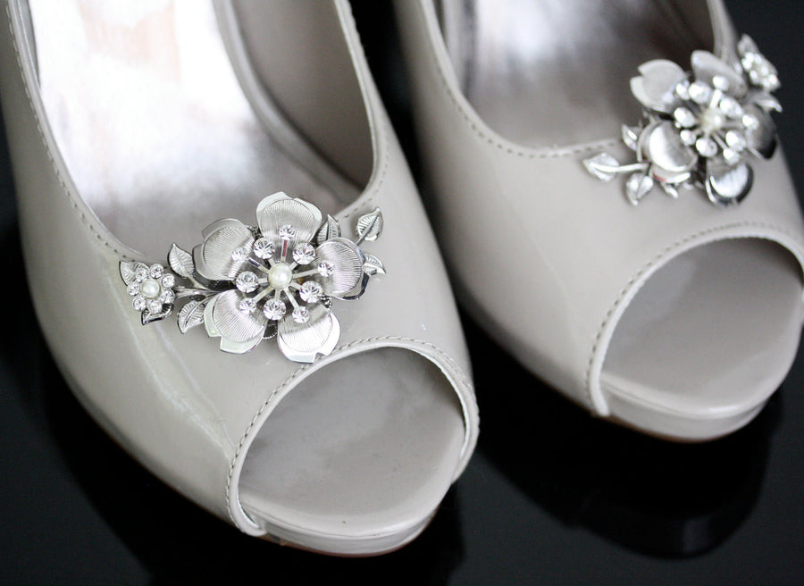 LISSE WEDDING SHOE CLIPS - Lulu Splendor