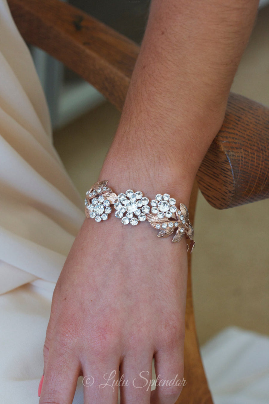 MIER WEDDING BRACELET - Lulu Splendor