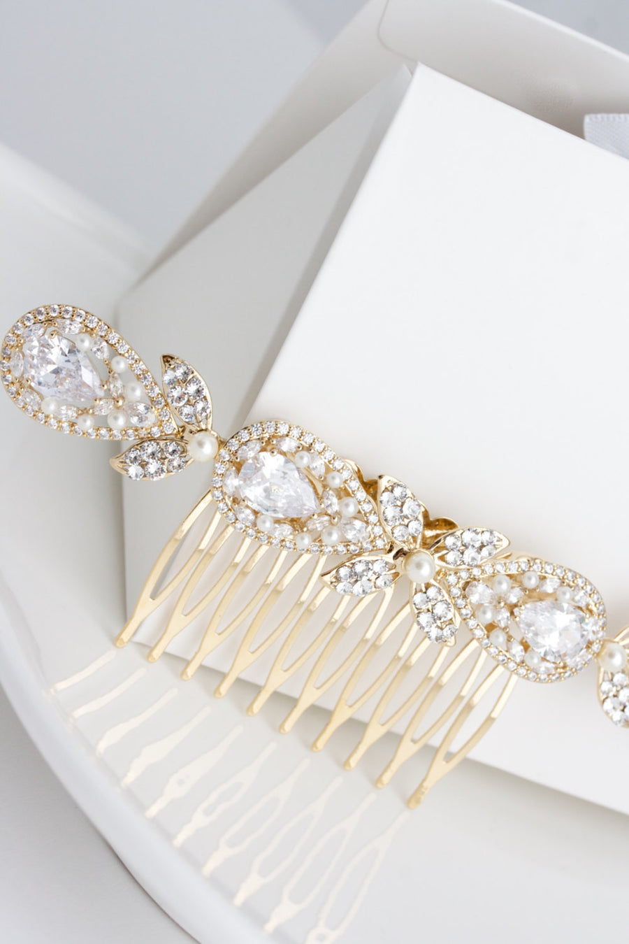 Vivienne Wedding Hair Comb