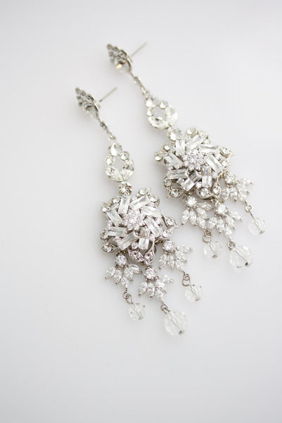 Ainslie Wedding Earrings - Lulu Splendor