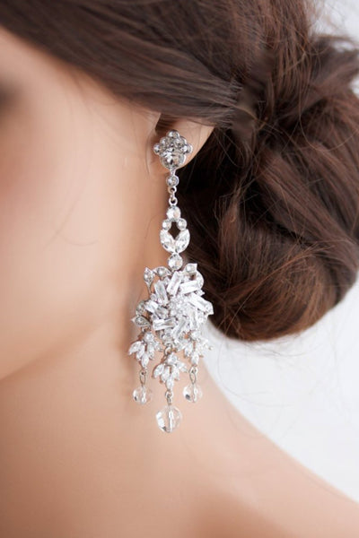 Ainslie Wedding Earrings