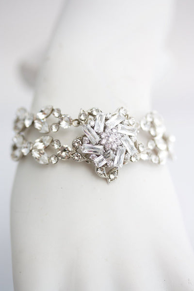 Ainslie Wedding Bracelet - Lulu Splendor