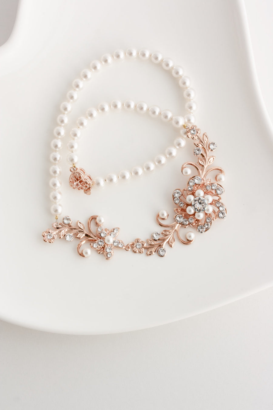 SABINE GARDEN BRIDAL NECKLACE
