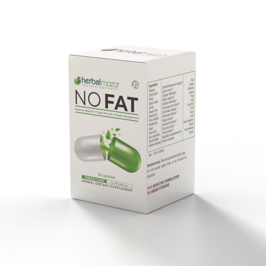 NO FAT CASPULES